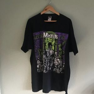 Other - Official Misfits Earth A.D. Band Shirt